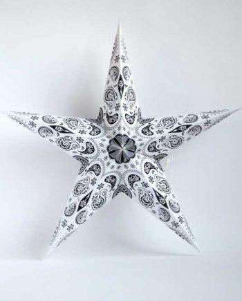 kerstster-kerststerren-papieren-lamp-black-pashmina