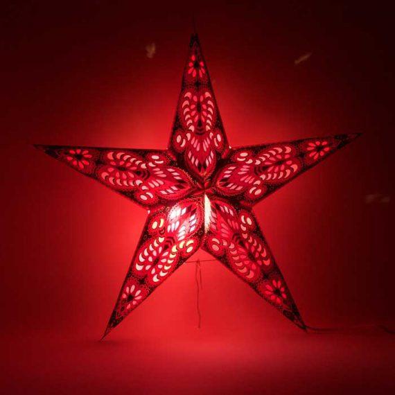 kerstster-kerststerren-papieren-lamp-black-shiva-2