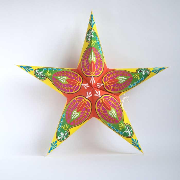 kerstster-kerststerren-papieren-lamp-goa