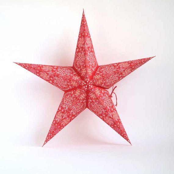 kerstster-kerststerren-papieren-lamp-red-divali