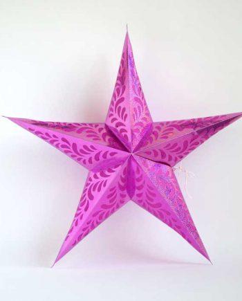 kerstster-kerststerren-papieren-lamp-silvassa