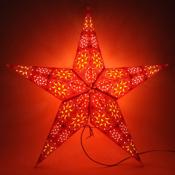 papieren-kerstster-Cylon-Red-dark